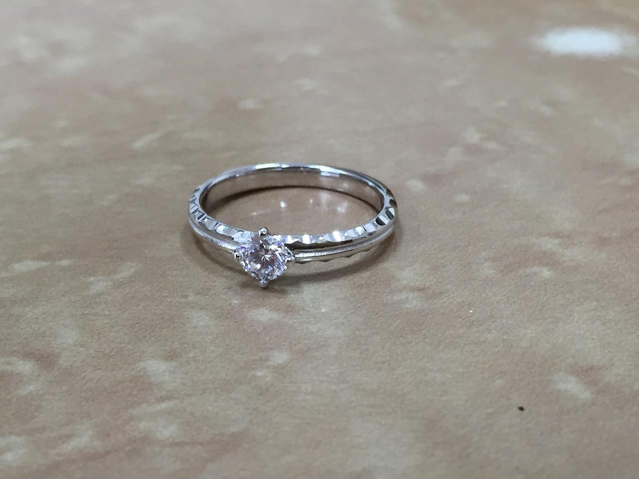 婚約指輪、プロポーズ、富山、ハワイアンジュエリー