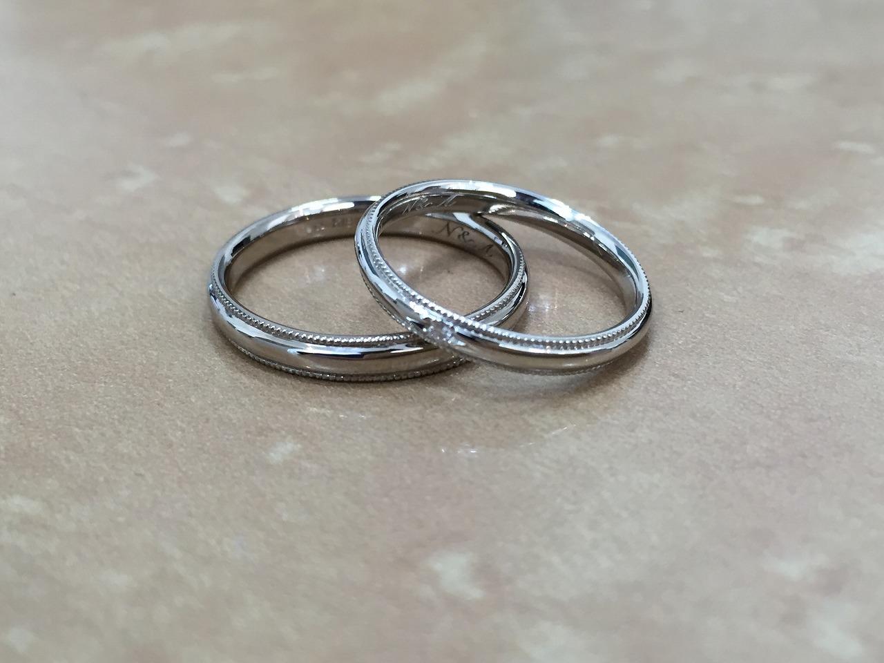 結婚指輪、シェールラヴ、富山、アンティーク