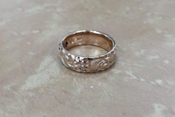 マカナ、ハワイアンジュエリー、富山、結婚指輪、オーダーメイド、婚約指輪