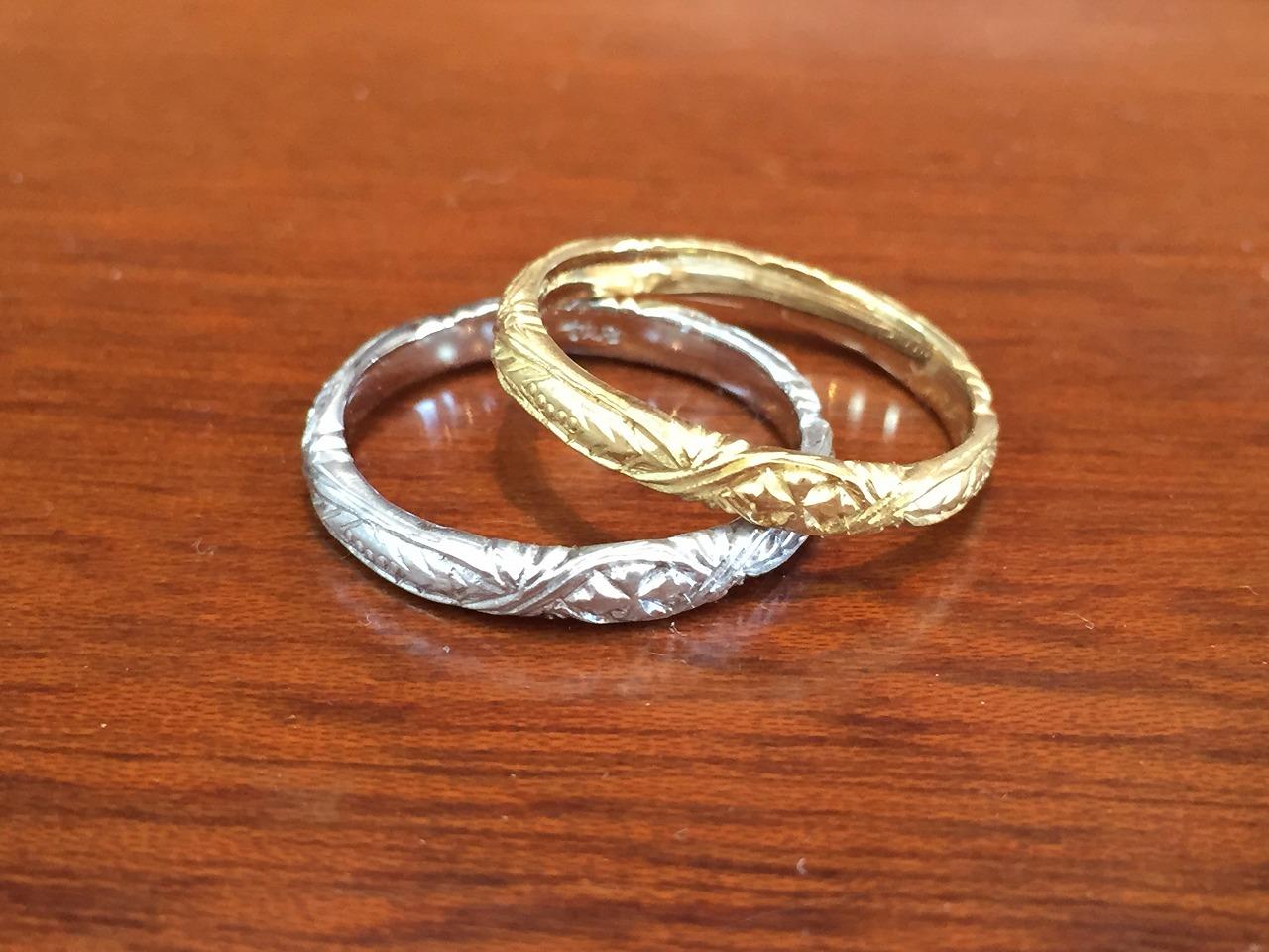 ローリーロドキン、富山、結婚指輪、ローリーロドキン結婚指輪