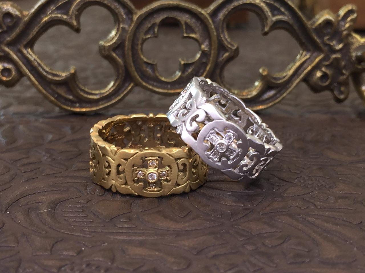 結婚指輪、ローリーロドキン